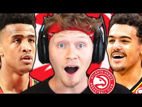 REBUILDING THE ATLANTA HAWKS! NBA 2K19
