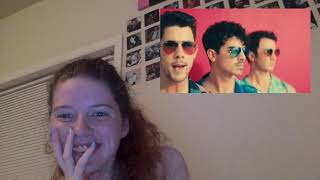 """Cool"" Jonas Brothers Reaction Video"