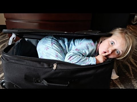 SILLY SARDINES AT A HOTEL | HIDE AND SEEK!!!