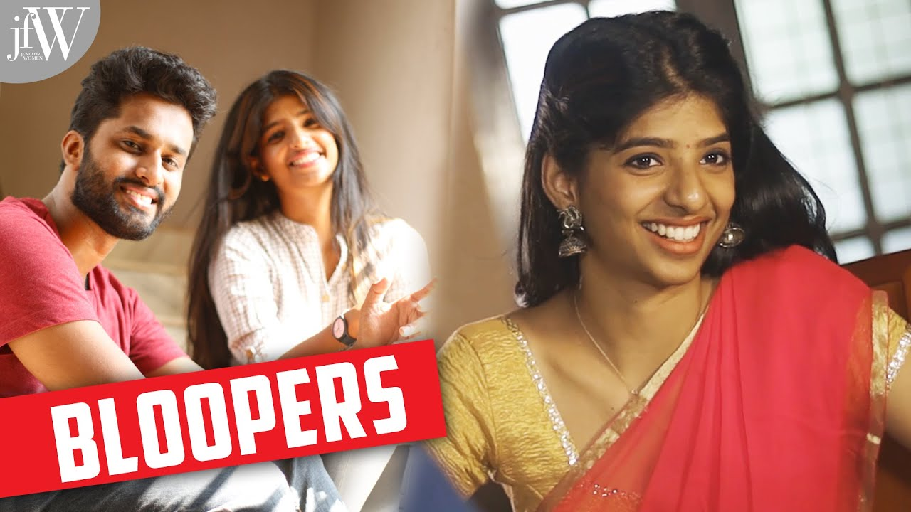 Bloopers from Jessie's Diary and Sattendru Maaruthu Vaanilai | BTS | Dipshi Blessy & Eniyan | JFW