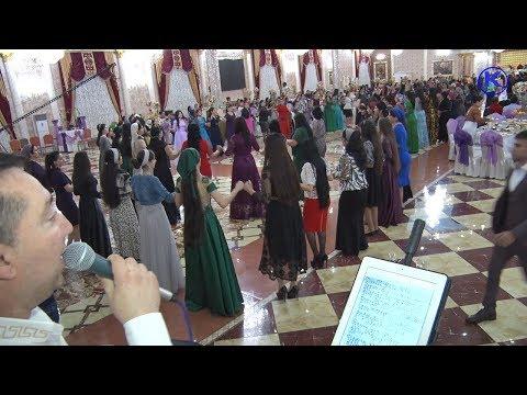 Саммый Длинный Бар гованд на свадьбе Рустам Шамоев