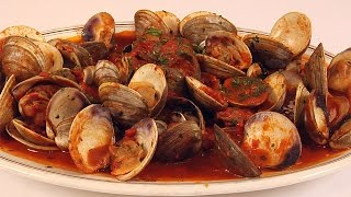 Frank Sinatra's Favorite Dish: The Clams Posillipo at Patsy's Italian Restaurant