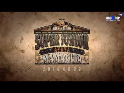 [Vietsub+Engsub][MV ] Super Junior - Mamacita