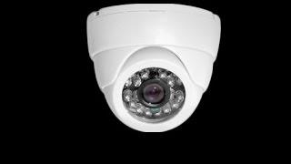 Обзор IP камеры видеонаблюдения 1 мегапиксель(, 2015-11-06T17:51:09.000Z)