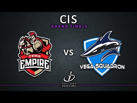 Empire vs Vega - Perfect World Masters CIS Qualifier G3