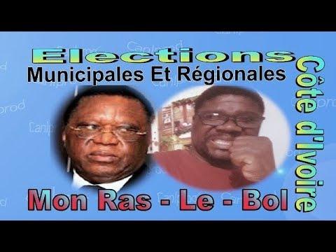 Elections Municipales Et Régionales En Côte d'Ivoire/Mon  Ras-Le-Bol