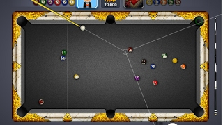 how to hack 8 ball pool 2017 with 100 %  proof cue aim full