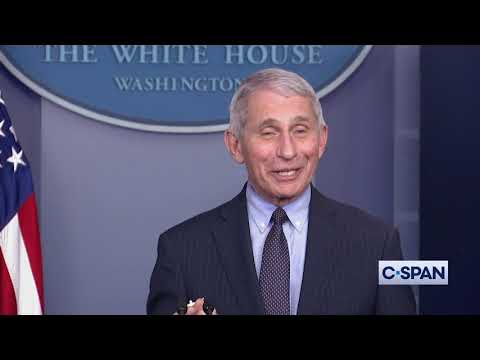 Dr. Anthony Fauci on Differences Between Trump & Biden Administrations
