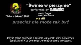 KABANOS - Świnie w pierzynie (z napisami) 09/11