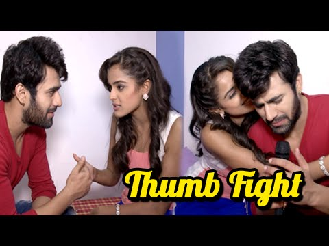 Meher & Abeer Get Into A Fight | Thumb Fight | Badtameez Dil