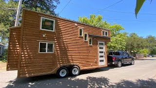 Tiny House Built From Highest Quality Materials