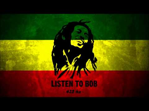 Bob Marley & The Wailers | Redemption Song | A=432hz