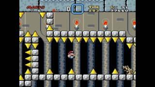 Very Hard Mario TAS