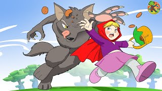 КРАСНАЯ ШАПОЧКА 👩 Сказки про фей 2 серия | KONDOSAN На русском смотреть сказки для детей