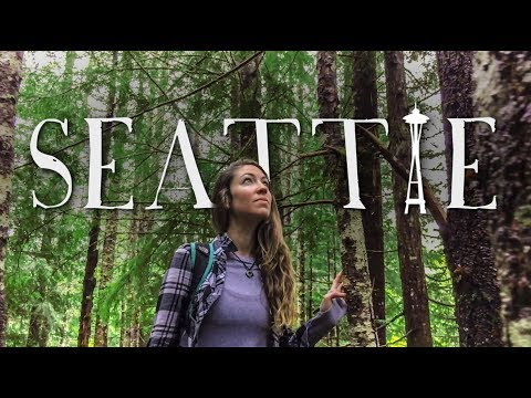 WANDR | Seattle Washington Travel Video (Space Needle, Mount Rainer, Puget Sound)...