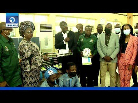 Lagos Govt Reaffirms Commitment To School Sports Development