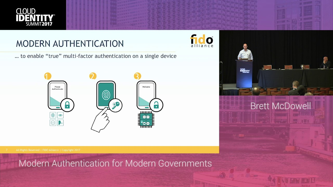 6/21 | Modern Authentication for Modern Governments | CIS 2017