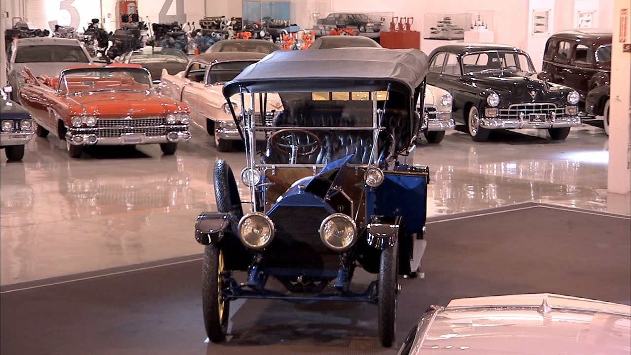 1912 Cadillac Model Thirty The First Car With An Electric Starter