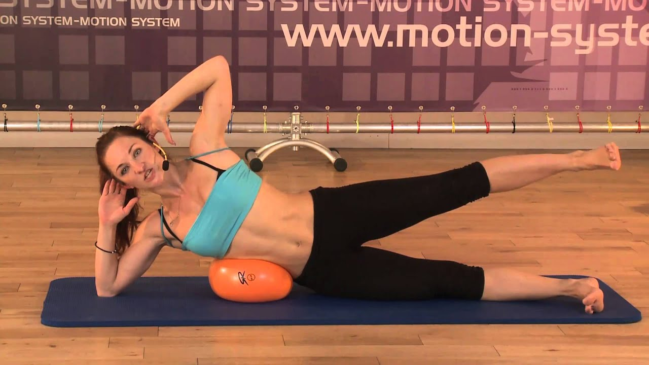 Ms029 Pilates Small Ball 3 Katia Vasilenko Youtube
