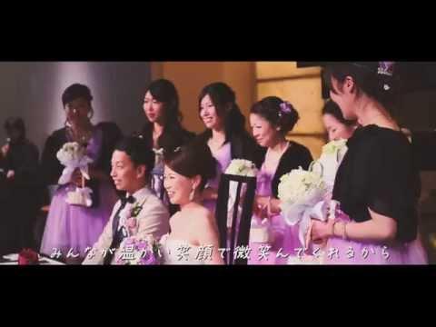 号泣!ゲストもみんな涙した、母との絆が感じられる感動の結婚式!