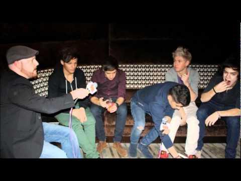One Direction - Toronto Interview(Radio).