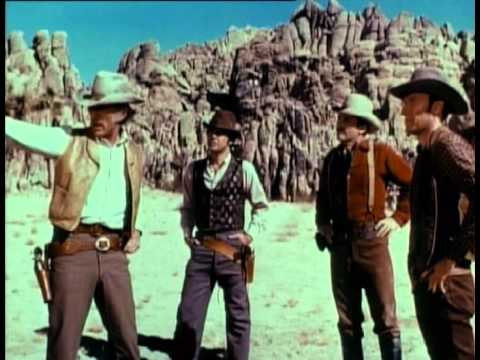 The Magnificent Seven Ride is listed (or ranked) 41 on the list The Best Spaghetti Western Movies