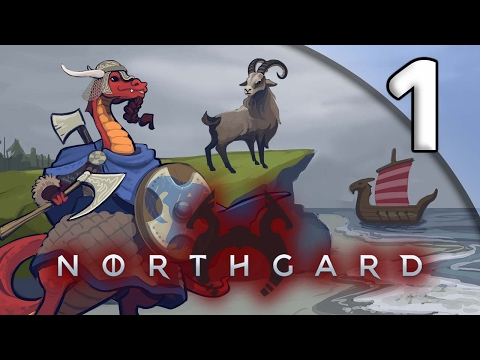 Video - Northgard First Taste - 1  Clan of the Goat - Let's Play
