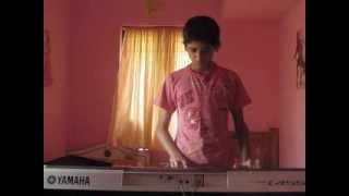 Kangal Irandal by Rithu - Keyboard