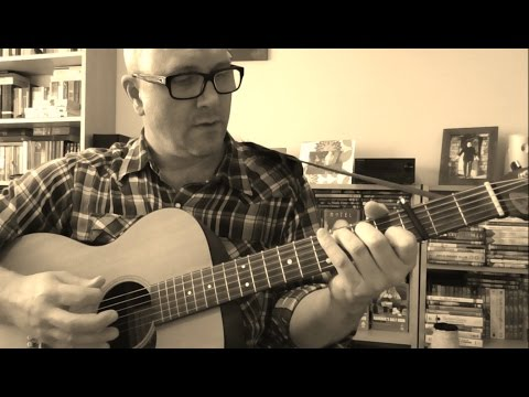 Woody Guthrie Guitar Tutorial - Part 1: Accompaniment