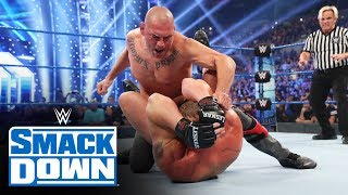 Cain Velasquez brings the fight to Brock Lesnar: SmackDown, Oct. 4, 2019