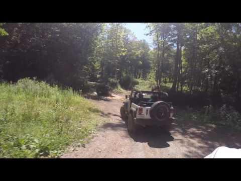 Vinton County Trail ride