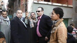 برنامج صرخة مظلوم يكشف حقيقة سرقة مكتب بريد الحصة مركز طوخ بالقليوبية مع الإعلامي احمد غنيم