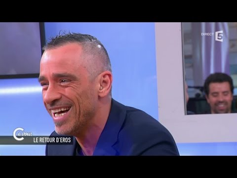 L'interview d'Eros Ramazzotti - C à vous - 21/05/2015