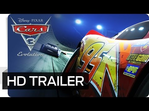 CARS 3: Evolution - offizieller Trailer (deutsch | german) | Disney HD