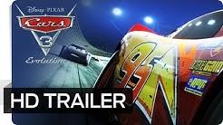 CARS 3: Evolution - offizieller Trailer (deutsch | german) | Disney HD