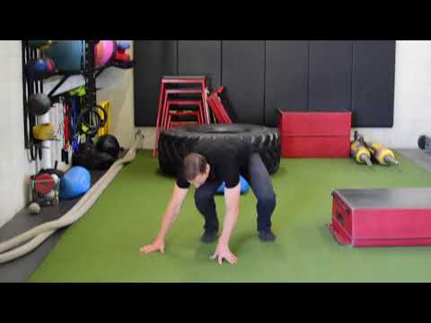 Groin pain exercises