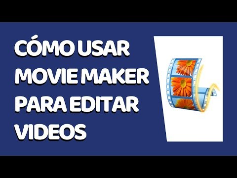 🔴 Cómo Usar Movie Maker Para Editar Videos 2020