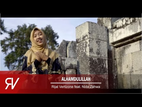 Alhamdulillah - Rijal Vertizone feat. Nida Zahwa
