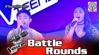 The Voice Teens Philippines Battle Round: Daryl vs. Sophia - Got to Believe in Magic