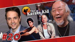Como estão os atores do filme KARATÊ KID hoje?