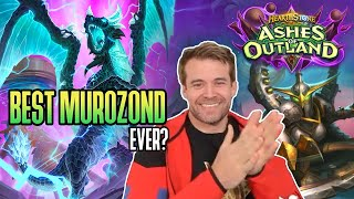 (Hearthstone) Best Murozond Ever? Dragon Highlander Priest in Ashes of Outland