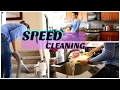 POWER HOUR FAIL | SPEED CLEANING