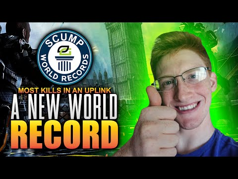 A New WORLD RECORD