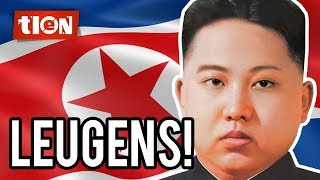 10 MISVATTINGEN over NOORD KOREA! - TIEN