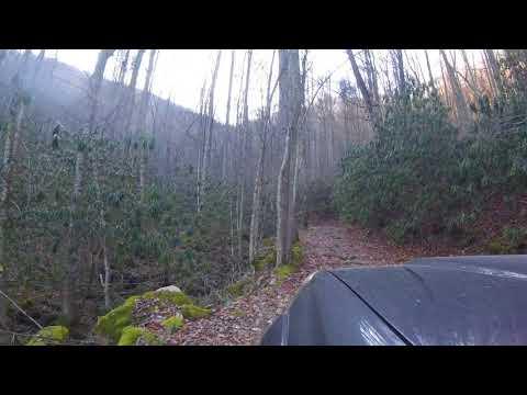 Kentucky Adventure Tour - part 3 Hensley Settlement 4x4 trail