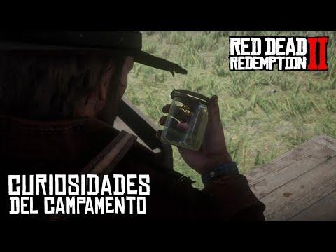 La flor de Arthur Morgan y curiosidades de la Banda - Red Dead Redemption 2 thumbnail