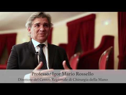 Video di Inaugurazione XXXV Corso Propedeutico di Chirurgia della Mano - Intervista al Professor Rossello 3