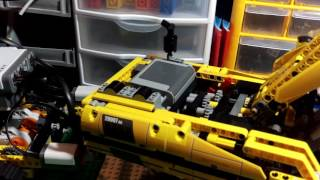 ENGLISH Lepin 20007 review /Lego 8043