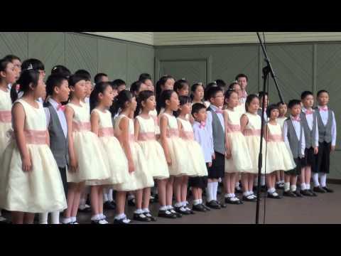 World Choir games 2014. Riga. Shanghai Children's Radio Chorus, China (16.07.2014 no 18.00) - 00224