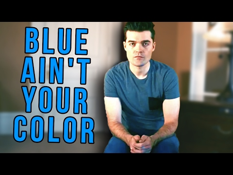 Keith Urban   Blue Ain't Your Color Cover by...